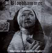 Bloodhammer - Abbedissan Saatanalliset Houreet, CD