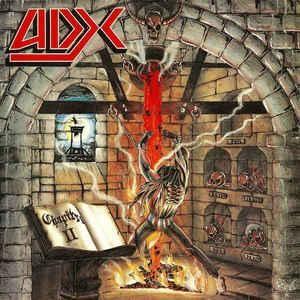 ADX - La Terreur, LP