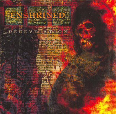 Enshrined - Derevelation, CD