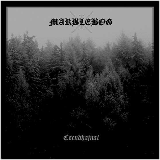 Marblebog - Csendhajnal, CD
