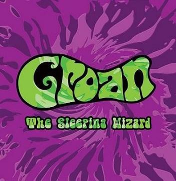 Groan (Gbr) - The Sleeping Wizard, CD