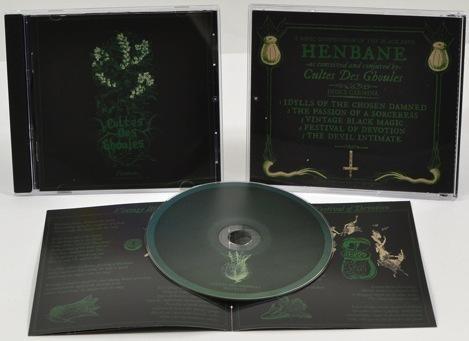 Cultes Des Ghoules - Henbane, CD