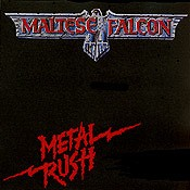 Maltese Falcon - Metal Rush, CD