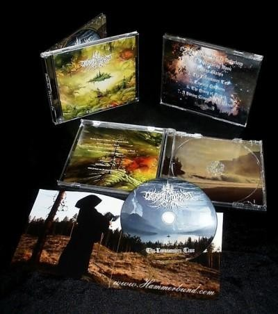 Druadan Forest - The Loremasters Time, CD