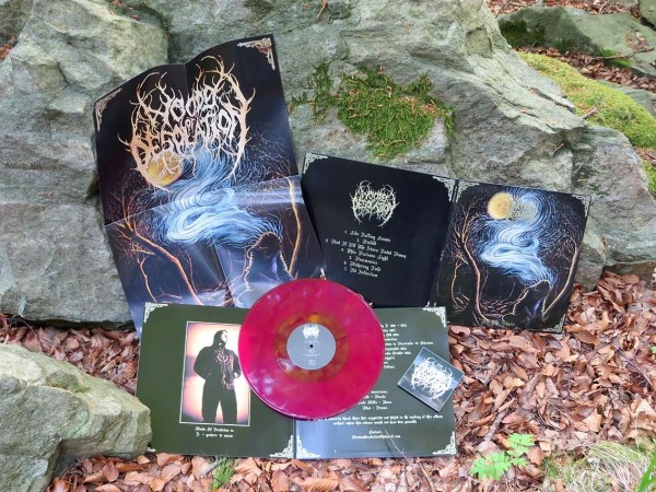Woods Of Desolation - As The Stars [purple - 222], LP