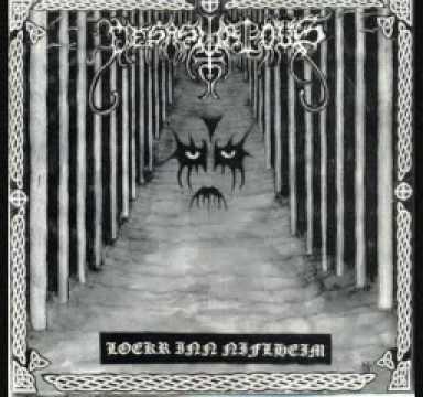 Desastrious - Loekr Inn Niflheim, CD