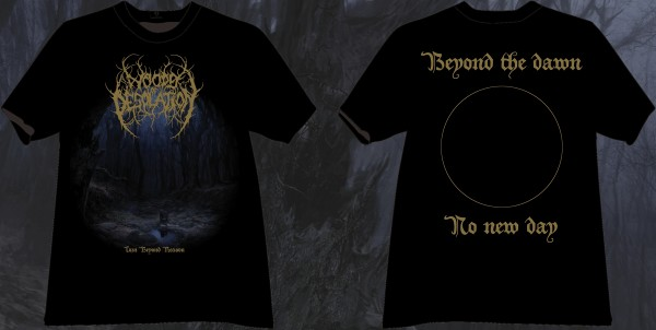 Woods of Desolation - Torn Beyond Reason, TS