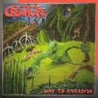Creature - Way To Paradise, CD