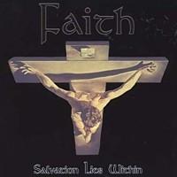 Faith - Salvation Lies Within, DigiCD