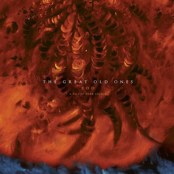The Great Old Ones - EOD (A Tale Of Dark Legacy) [white - 250], 2LP