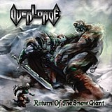 Overlorde - Return Of The Snow Giant, CD