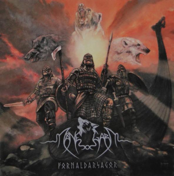 Manegarm - Fornaldarsagor, CD