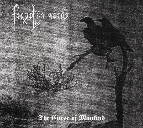 Forgotten Woods - The Curse of Mankind, DigiCD