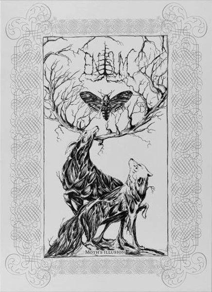Enisum - Moth's Illusion, A5-DigiCD