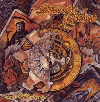 Memory Garden - Verdict Of Posterity, CD