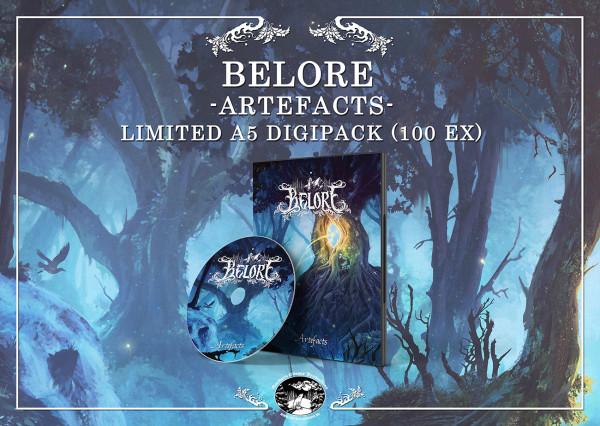 Belore - Artefacts, A5-DigiCD