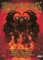 Cradle Of Filth - Peace Through Superior Firepower, DVD