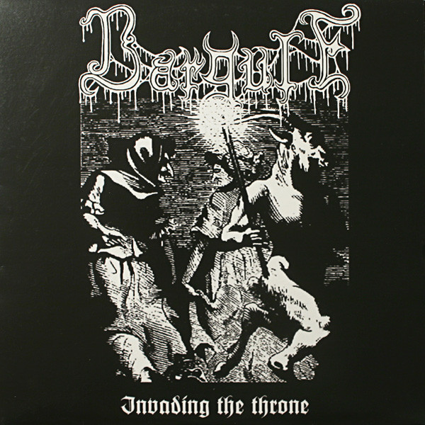 Vargulf - Invading The Throne, LP