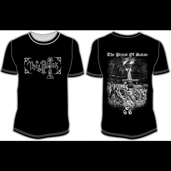 The Black - The Priest of Satan, TS