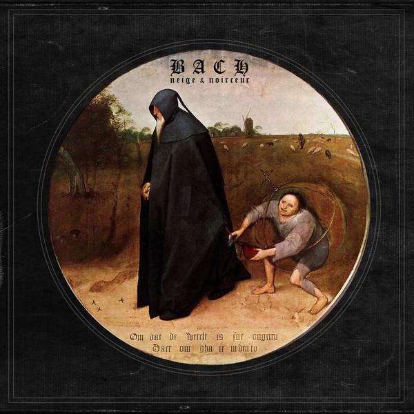 Neige et Noirceur - Bach/Preludium Minor, DigiCD