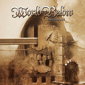 World Below - Maelstrom, CD