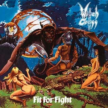 Witch Cross - Fit For Fight, CD