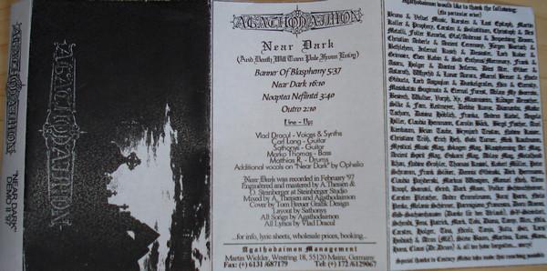 Agathodaimon - Near Dark, MC