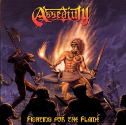 Assedium - Fighting For the Flame, CD