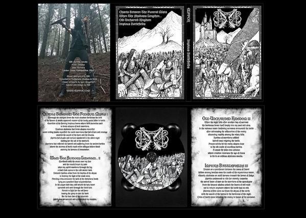Elffor - Impious Battlefields, A5-DigiCD