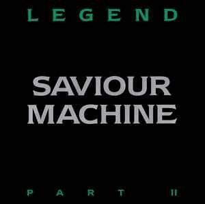 Saviour Machine - Legend Part II [green - 250], 2LP