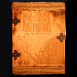 Negura Bunget - Virstele Pamintului, CD WOODEN BOX