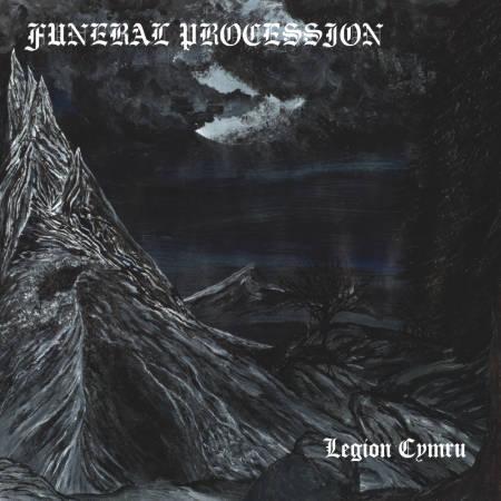 """Funeral Procession - Legion Cymru, 7"""""""