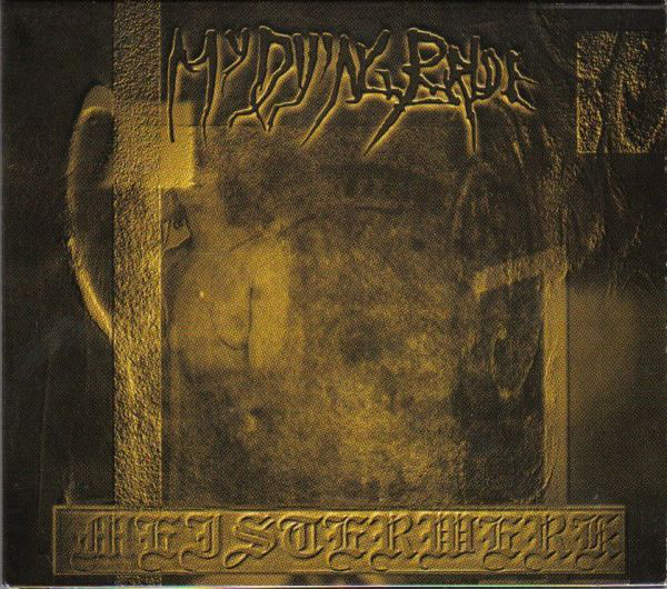 My Dying Bride ‎– Meisterwerk 1 [Mispress], CD
