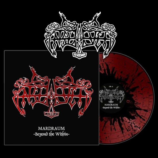 Enslaved - Mardraum [red splatter], LP