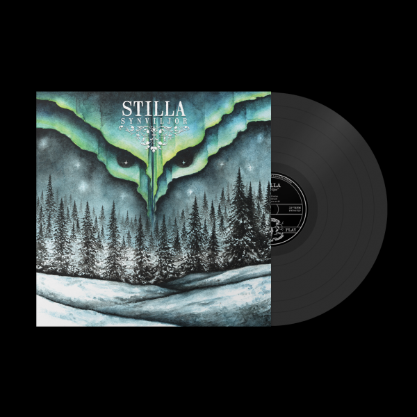 Stilla - Synviljor, LP