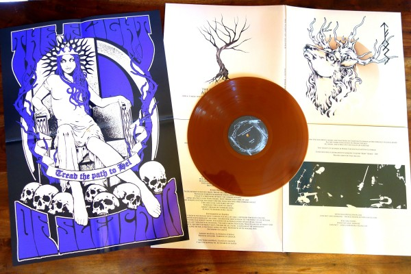 The Flight Of Sleipnir - Algiz + Berkanan, LP