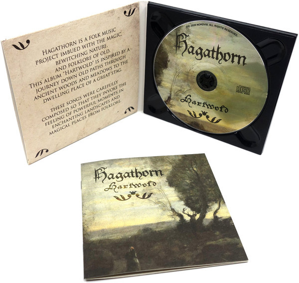 Hagathorn - Hartwold, DigiCD