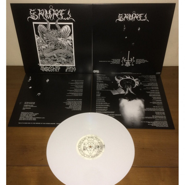 Samael - Worship Him [white - 200], LP