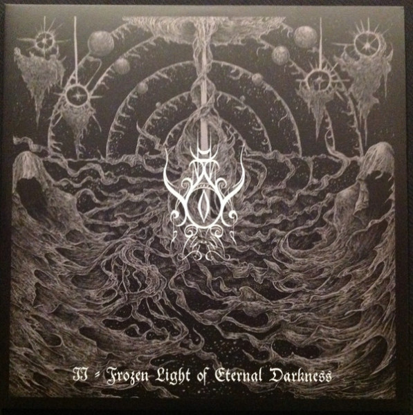 Battle Dagorath - II : Frozen Light of Eternal Darkness [black - 100], 2LP