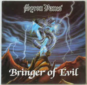 Syron Vanes - Bringer Of Evil, LP