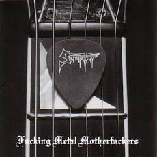 Scepter - Fucking Metal Motherfuckers, CD