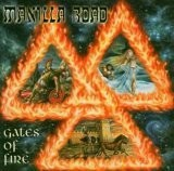 Manilla Road - Gates Of Fire [blue - 250], 2LP