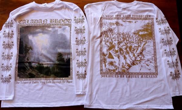 Caladan Brood - Echoes of Battle [white], LS