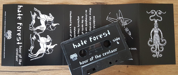 Hate Forest – Hour Of The Centaur, TAPE