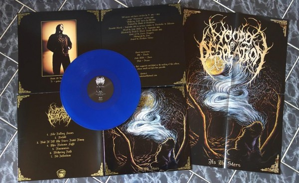 Woods Of Desolation - As The Stars [blue - 500], LP