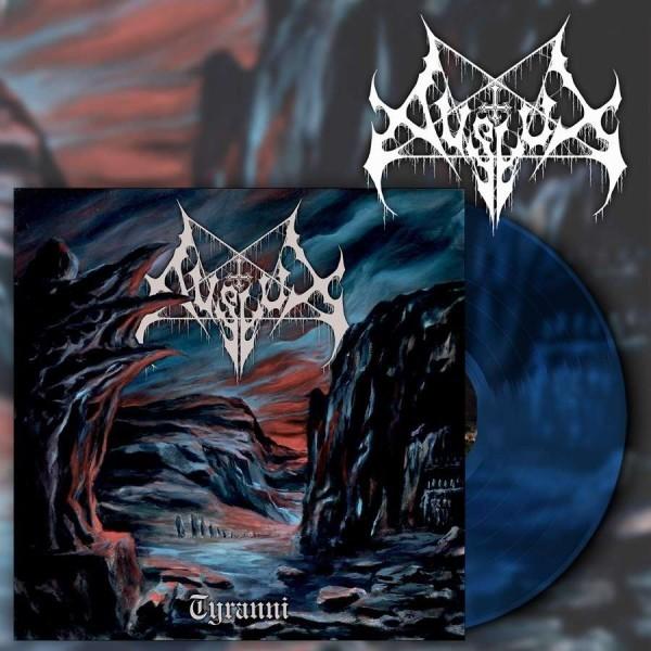 Avslut - Tyranni [dark blue - 200], LP