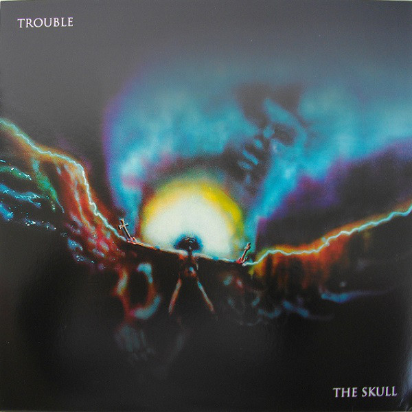 Trouble - The Skull [blue], LP
