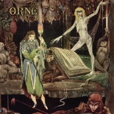 ORNE - The Conjuration By The Fire, CD