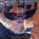 Manilla Road - Atlantis Rising, CD