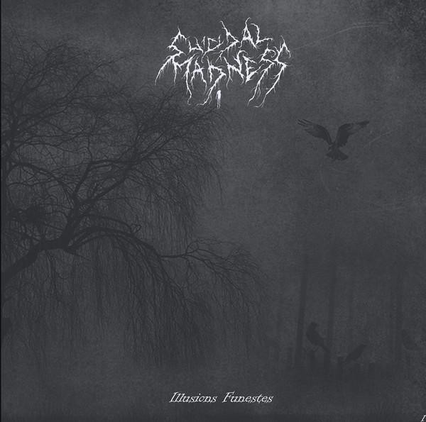 Suicidal Madness - Illusions Funestes, CD